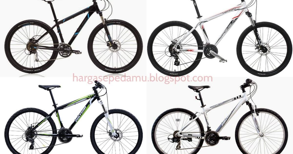 Harga Sepeda Polygon Sierra Spirit Lite - Terkini Online