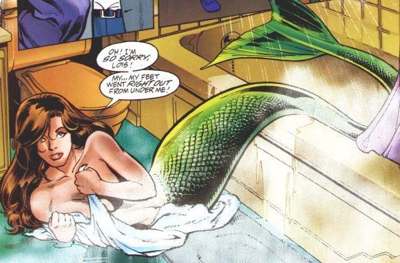 5 Kisah Cinta Superman, dari Lori Lemaris sampai Wonder Woman