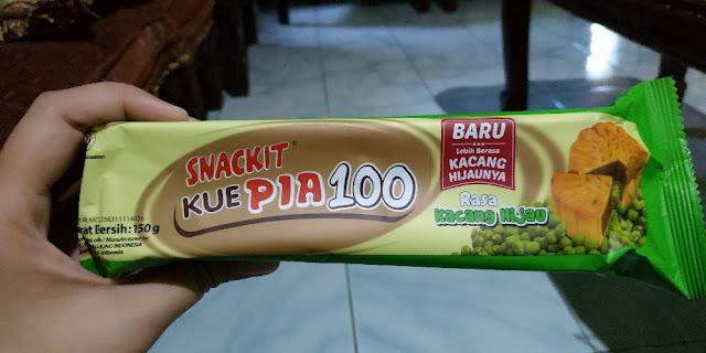 Cicip Kue Pia 100