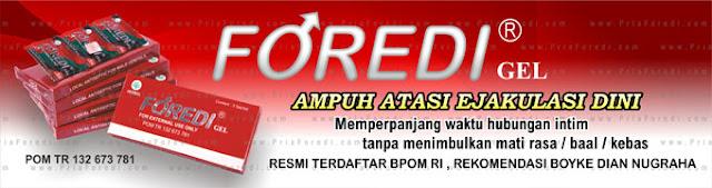 Alamat Agen Foredi Gel Surabaya | Obat Ejakulasi Dini