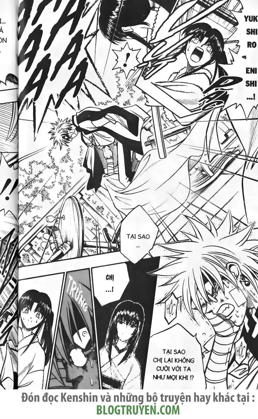 Rurouni Kenshin chap 214 trang 14