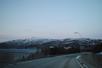 ナルヴィクというノルウェーの街までドライブ6