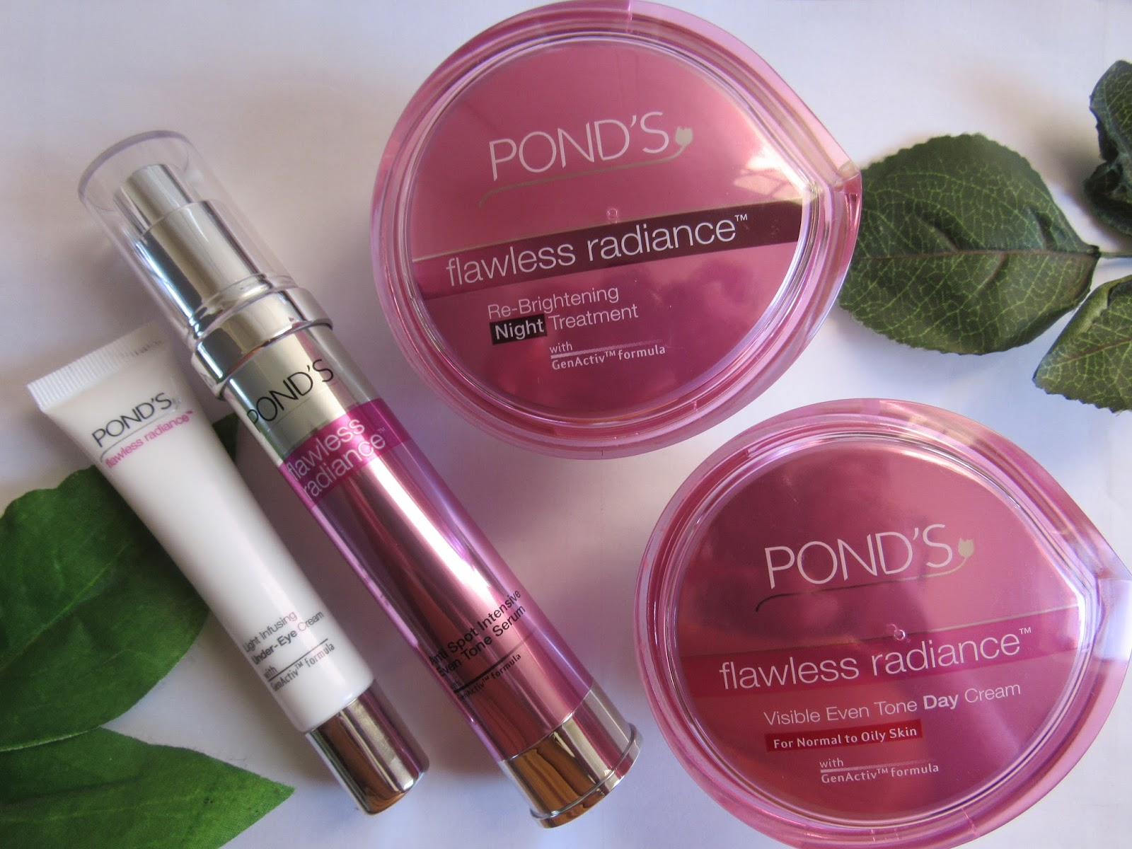 Ponds Flawless Radiance Review In Out Around Soweto Blog White Night Cream 50g