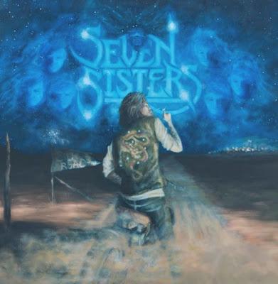 """Ακούστε το τραγούδι των Seven Sisters """"Pure as Sin"""" από τον ομότιτλο δίσκο της Αγγλικής μπάντας"""