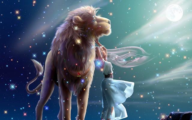 Resultado de imagem para leão despertar de gaia