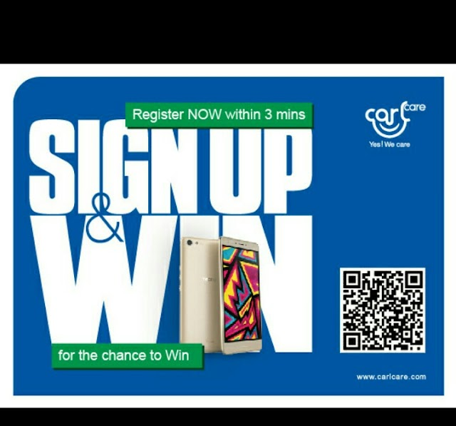 Calcare SignUp Promo Stand A chance To Win A Tecno Or Infinix Phone