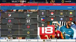 FTS 2018 FULL TRANSFER + AFF Suzuki Cup by Riki Apk + Data OBB Terbaru