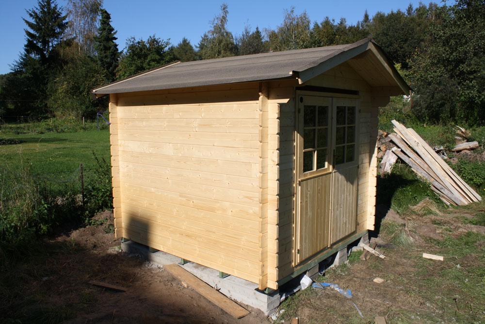 gartenhaus rampe bauen my blog. Black Bedroom Furniture Sets. Home Design Ideas