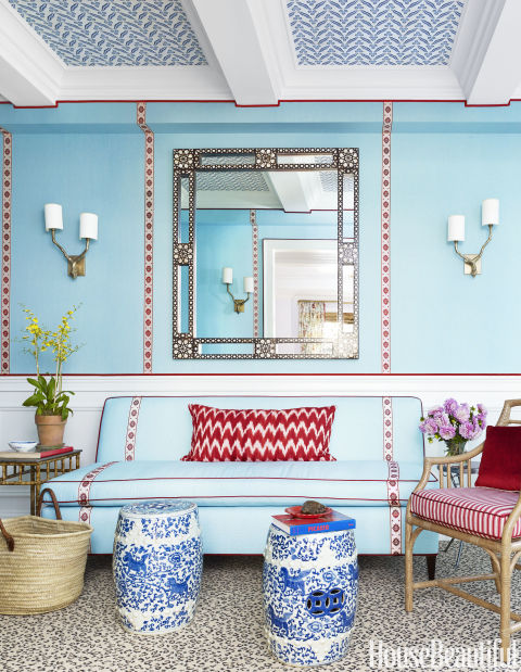 You found this photo on BoHoHome.com @bohosusan. Photographed by Bjorn Wallander for House Beautful.