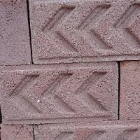 Block macizo estampado tipo Flecha