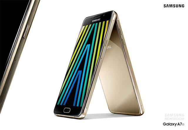 Lộ cấu hình cơ bản của điện thoại Samsung Galaxy A7 (2017)