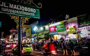 Wisata Malioboro Yogyakarta