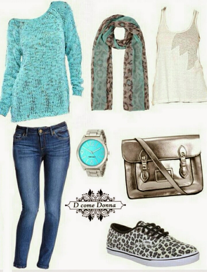 D come Donna: Outfits