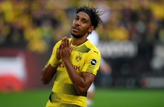 Borussia Dortmund striker Pierre-Emerick Aubameyang has been strongly linked with a move to Arsenal