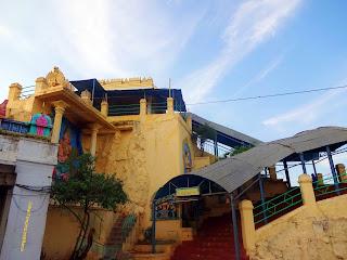 Narasimhakonda in Vedagiri hills