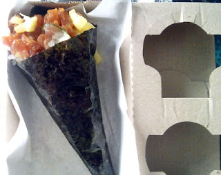 Temaki no Banana Trash