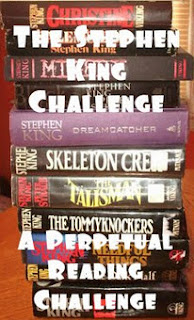 Stephen King Reading Challenge