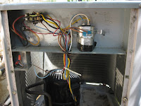 Air Conditioner Fan Motor Wiring Diagram