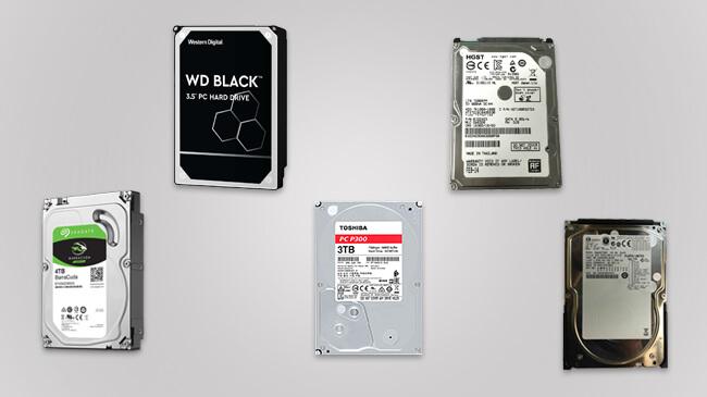 merk hard disk yang bagus