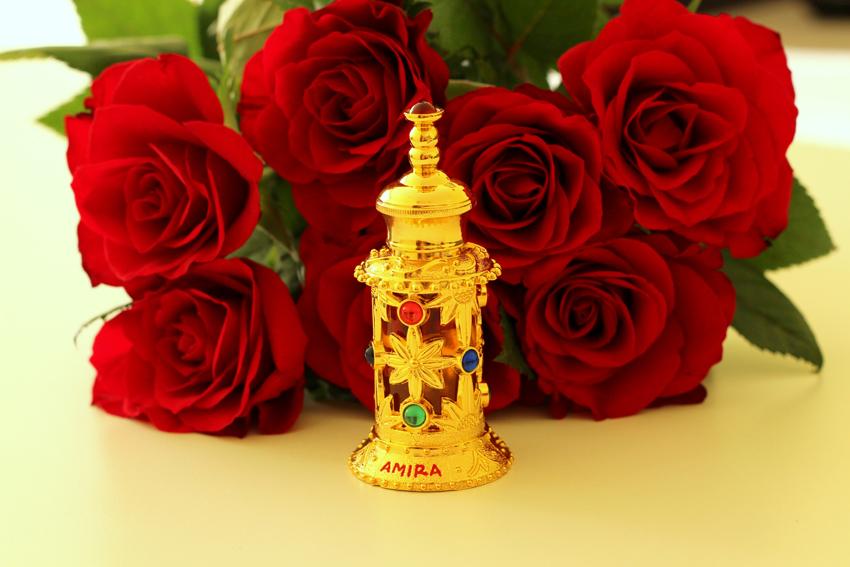 PERFUMA ORIENTALNA – AL HARAMAIN AMIRA GOLD
