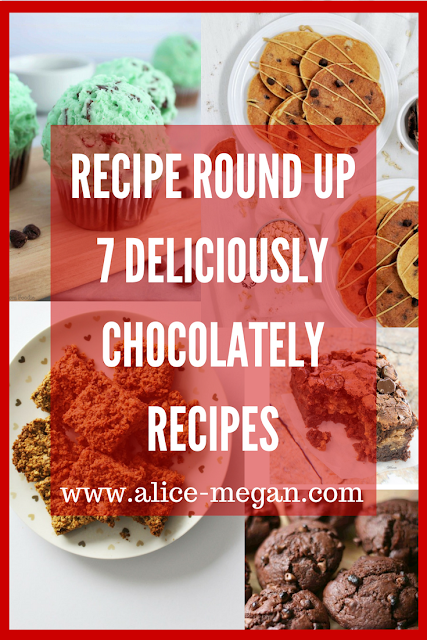 Choc Chip Recipe Round Up