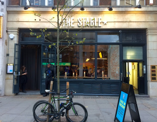 The Stable - Whitechapel, East London - Pizza, Pies & Cider