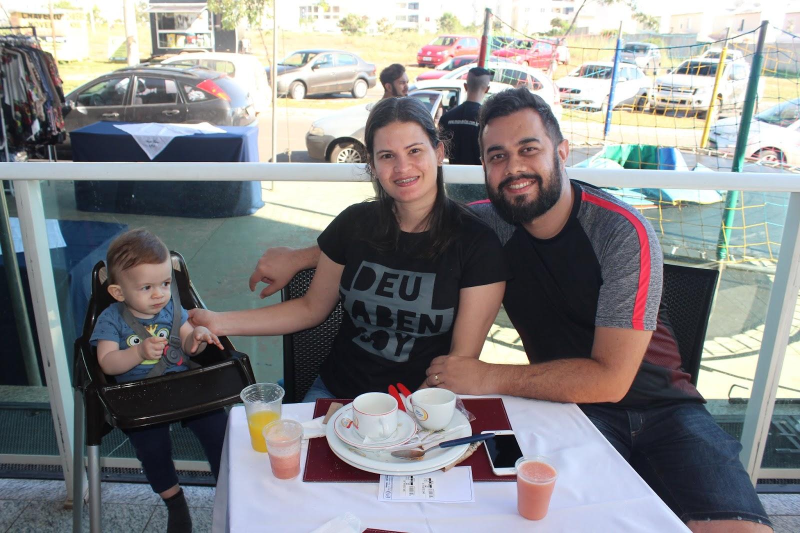 IMG 3638 - Dia 12 de maio dia das Mães no Jardins Mangueiral foi com muta diverção e alegria com um lindo café da manha