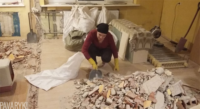 Statybinės atliekos