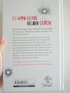[Books] Anna Seidl - Es wird keine Helden geben