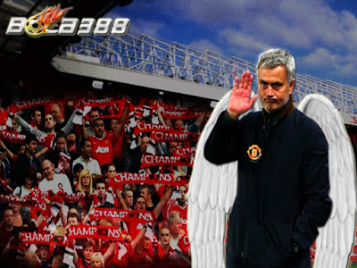 Agen Maxbet Online Terbaik - The Special One Come To MU
