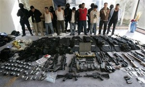 Колумбийская мафия, наркокартели