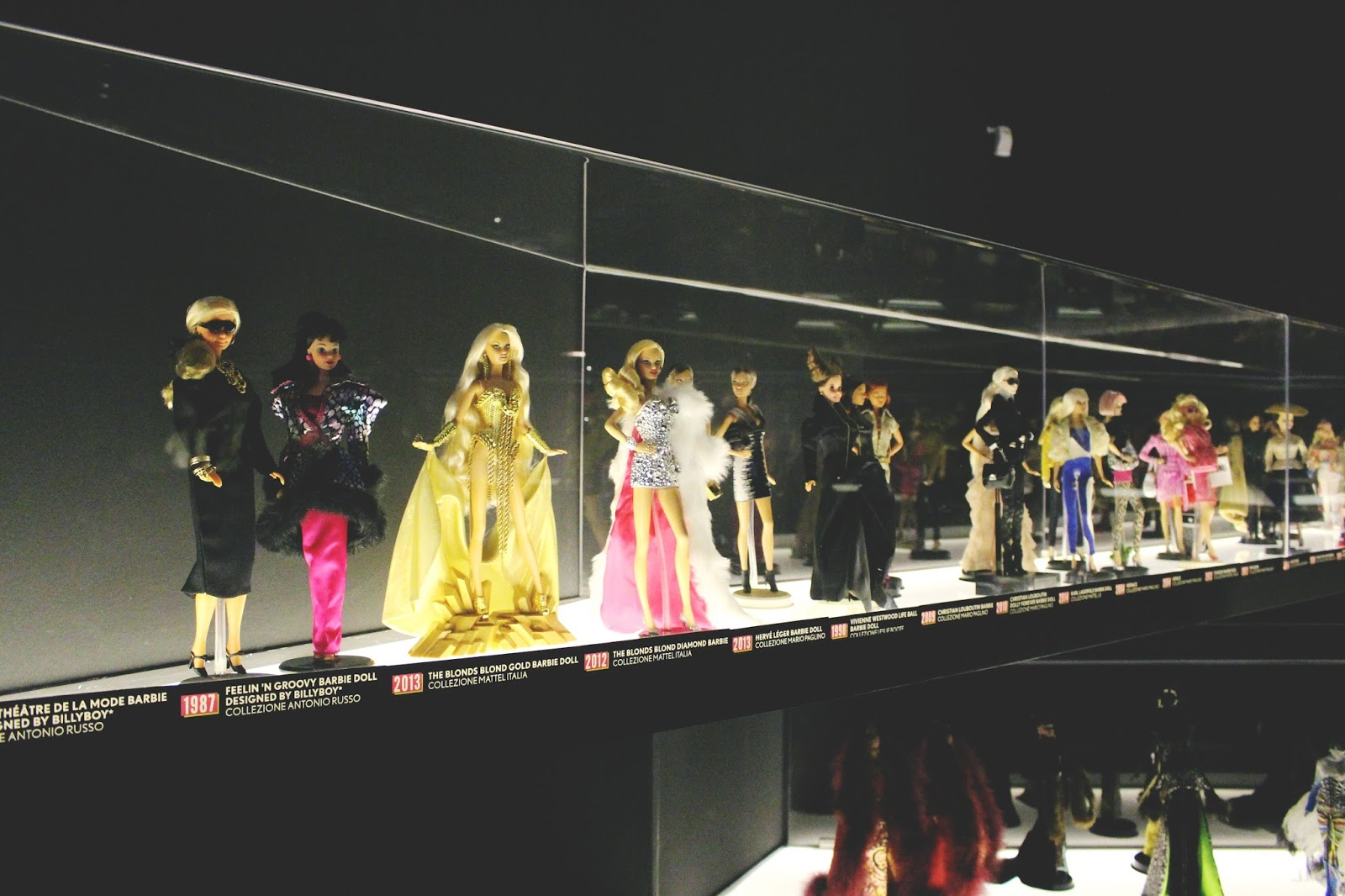 expo barbie the icon milan mudec