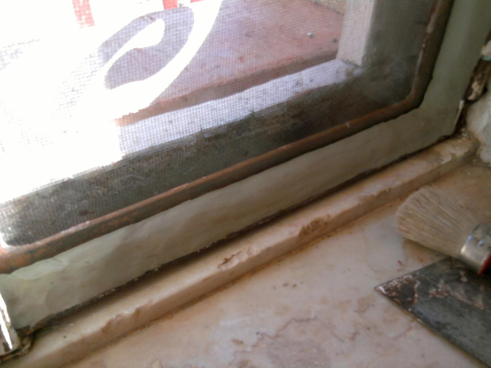 Il Mastice Del Vetraio.Consigli Pratici Fissare Vetri A Telai Di Metallo O Legno Con Lo Stucco