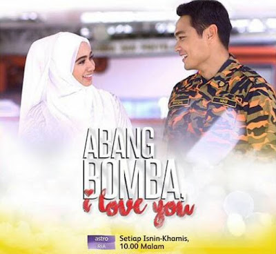 Tonton Online Drama Abang Bomba I Love You Full Episod