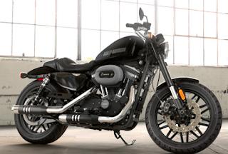 Harley Davidson Vivid Black
