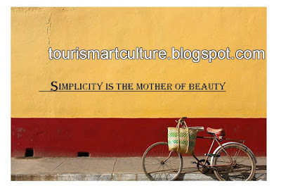 Simplicity is the mother of beauty