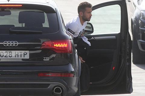 Jordi Alba đang thu hút sự quan tâm của 2 ông lớn