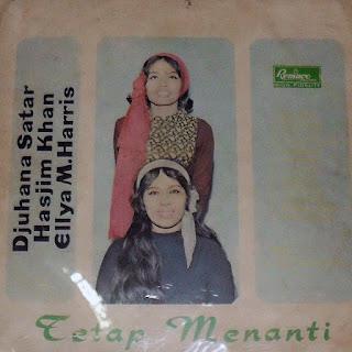 Full Album Dendang Melayu Klasik Djuhana Sattar - Ellya Khadam