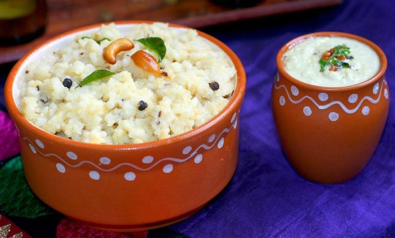 Pongal (Sweet & Khara)