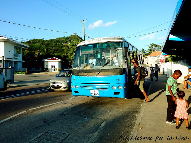 seychelles transporte