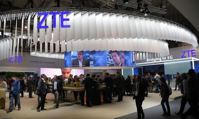 ZTE puede reanudar sus servicios en EEUU: