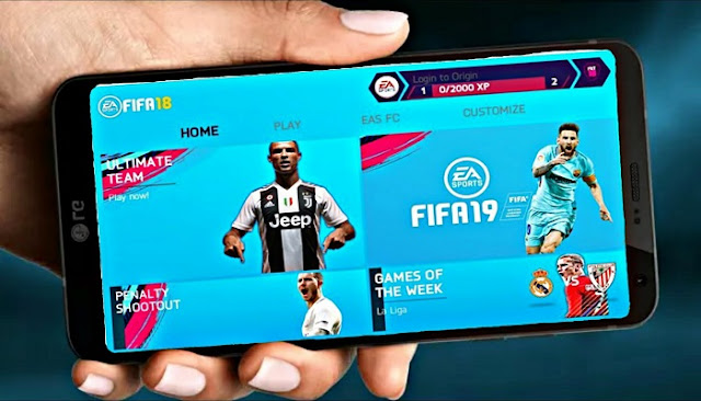 يمكنك تحميل الآن لعبة FIFA 19 الجديدة للأندرويد قبل أي شخص آخر