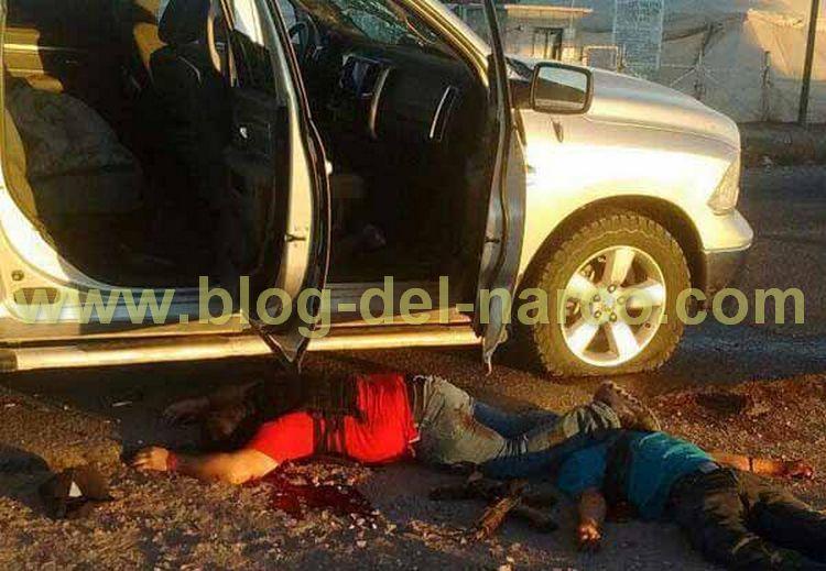 Fotografías 5 Sicarios muertos tras enfrentamiento en Sonora