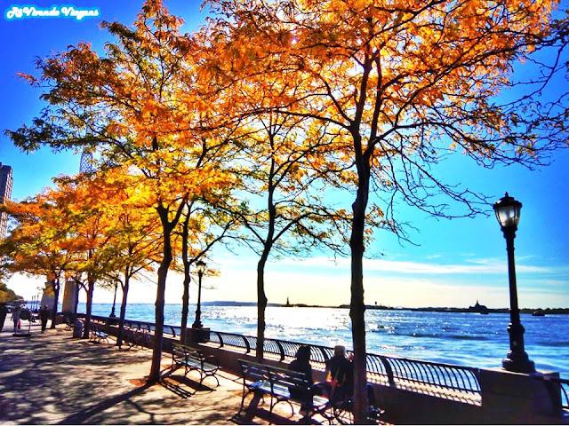 Battery Park Nova York