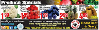 Big Red Markets Weekly Flyer February 9 – 15, 2018