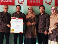 RSUD Pangkep Akhirnya Berhasil Kantongi Sertifikat Akreditasi KARS Paripurna (Tertinggi).