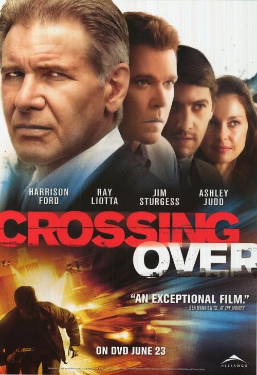 Crossing Over ครอสซิ่ง โอเวอร์ สกัดแผนยื้อฉุดนรก [HD][พากย์ไทย]