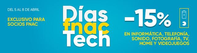 mejores-smartphones-dias-fnac-tech