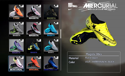 Nike Mercurial Superfly Aubameyang Borussia Dortmund Boots