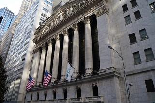 NY証券取引所画像